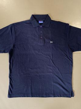Nieuw! Donkerblauwe polo van World of Textiles maat M