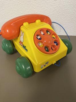 Rijdbare Nijntje telefoon