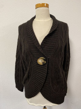 Nieuw! Warm vest met grote knoop van Sixth Sense by C&A maat M