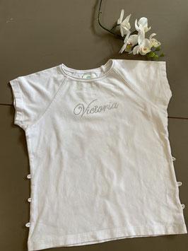 Stoer shirt van het merk Victoria Beckham in de maat 122