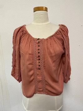 Leuk oud roze shirt van Forever 21 in maat S