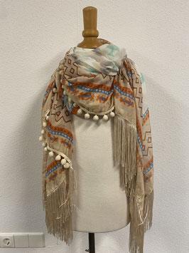 Grote sierlijke sjaal
