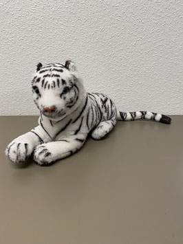 Witte tijger knuffel