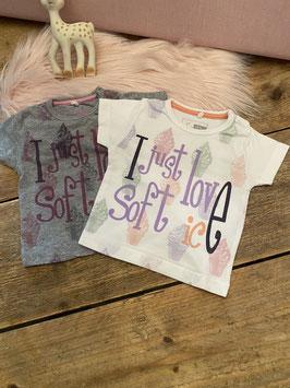 2 leuke shirts van Name it maat 56