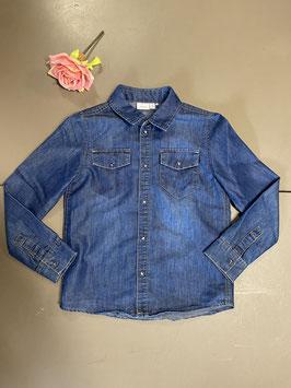 Stoere blouse van Name It in maat 122/128