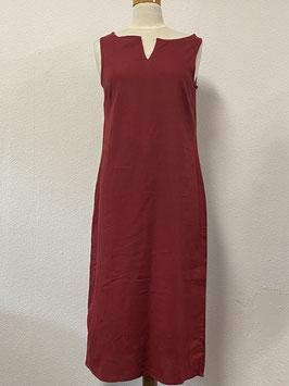 Nette lange jurk in maat 42