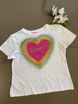 Stoer t-shirt van Fiorucci in maat 146