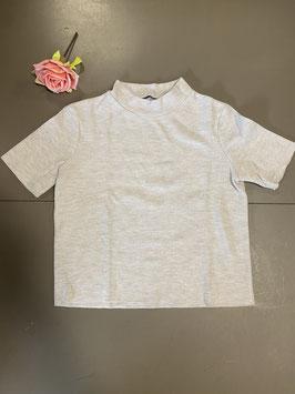 Zandkleurig shirt van Zara Trafaluc maat M