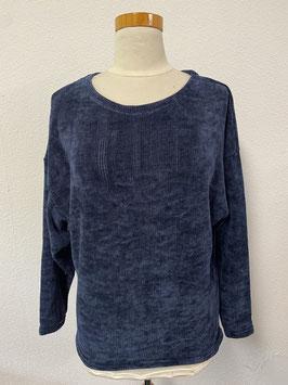 Nieuw! Mooie donkerblauwe trui van True Spirit maat M