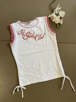 Net mouwloos shirt van het merk Kiddo in maat 146