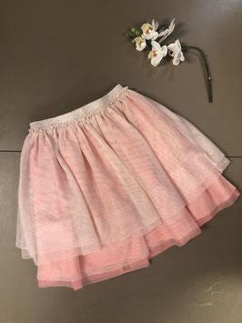 Mooie roze rok van H&M in maat 134