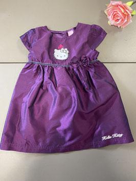 Feestelijk Hello Kitty jurkje in maat 92