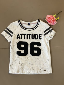 Shirt Attitude van Jill maat 134/140