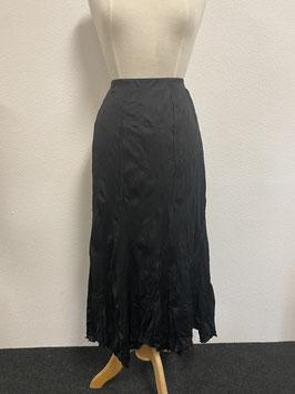 Zwarte lange rok van Miss Etam in maat 42/44