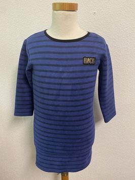 Sportief blauw jurkje van DooZine Maat 134