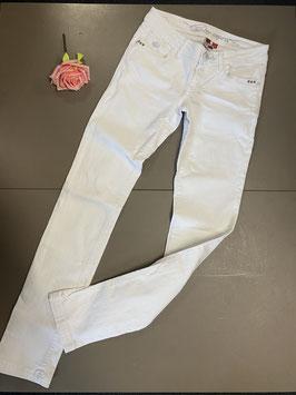 Witte broek van Esprit maat 34