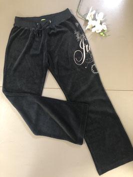 Zwarte pyjama/trainingsbroek van Juicyco Uture in maat 152