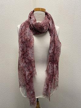 Lange chique paarse sjaal van Bloom & Copenhagen