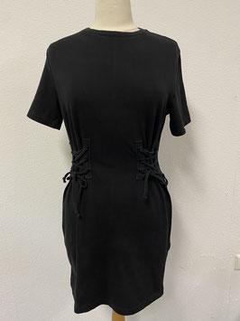 Zwart jurkje van H&M in maat 34