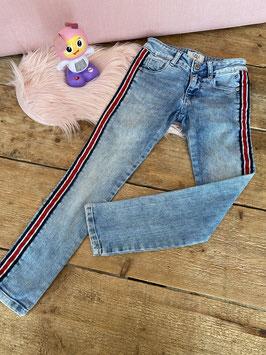 Stoere spijkerbroek van Cars Jeans maat 122