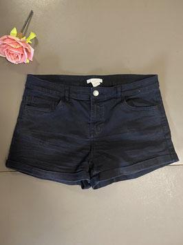 Zwarte shorts van H&M maat 38