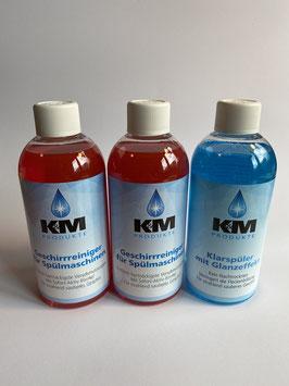 K&M Produkte Geschirrspüler Set