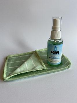 K&M Produkte Brillen- & Displayreiniger Set