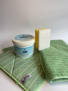 K&M Produkte Polier- und Putzstein Set
