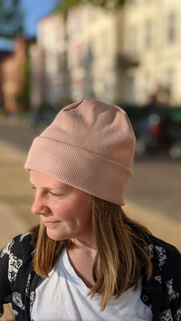Mütze Ripp Rosé