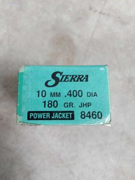 Ogive 10mm - .400 - 180 gr. - n. 100 (##)