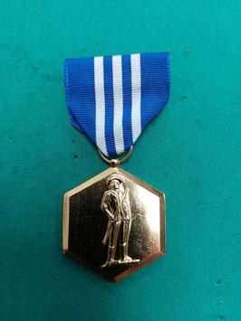 US Medaglia commemorativa, decorazione