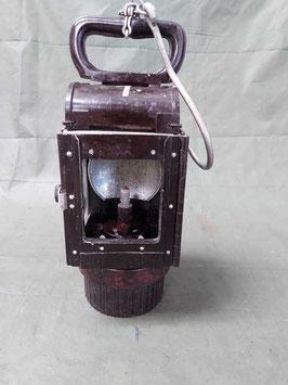 Lampada Tedesca ad acetilene, lanterna marchio - ww2