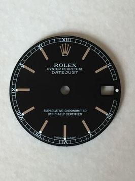 Quadrante per Rolex  Datejust  medio zaffiro. NUOVO