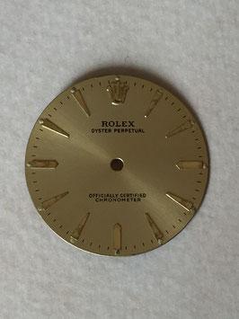 Quadrante Rolex champagne per rolex oyster 34mm