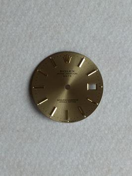 Quadrante Rolex Date per  referenza 15000  NUOVO