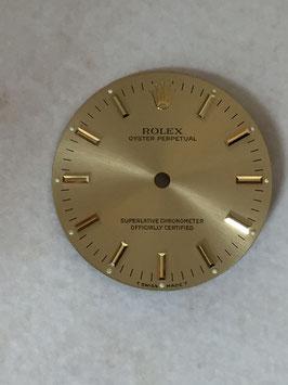 Quadrante Rolex yster mm34  Champagne 14000