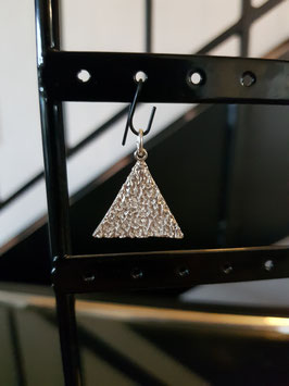 Kettenanhäger Dreieck Muster fein