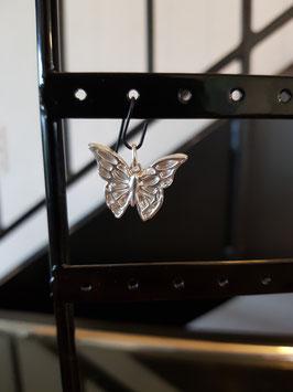 Kettenanhänger Schmetterling gross