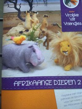 Afrikaanse dieren deel 2