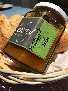 Wildapfel Salsa
