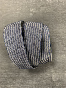 leichtes Denimband blau