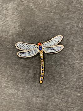 Bügelmotiv 'Libelle'