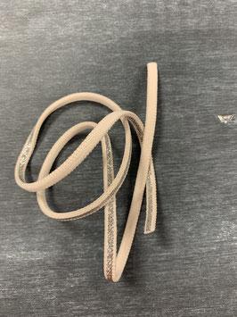Gummi natur silber
