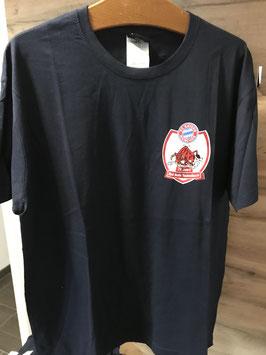 Red Bulls Taubenbach T-Shirt 25 Jahre Jubiläum / navy / Damen und Herren