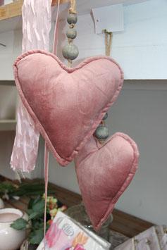 Samt-Herz