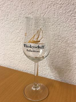 "Tasting Glas ""Whiskyschiff Hallwilersee"""