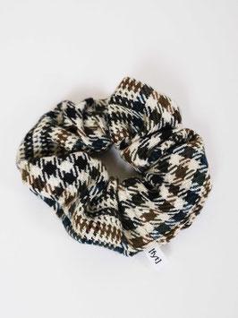 reworked scrunchie wool