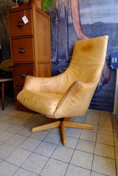Leren fauteuil  |  19.1105.M