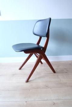 Vintage Louis van Teeffelen stoel  |  18.837.M