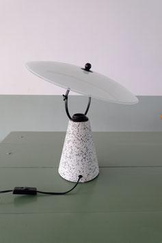 90ties Ikea lamp met terrazzo voet  |  19.1123.L